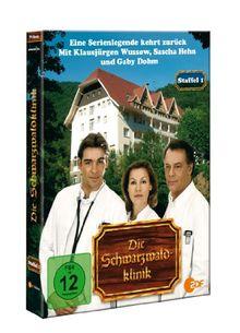 Die Schwarzwaldklinik - Staffel 1 (4 DVDs)