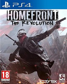 Homefront : The Revolution First Edition Jeu PS4