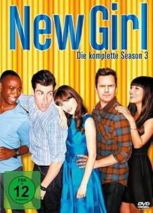 New Girl - Die komplette Season 3 [3 DVDs]