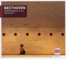 """Sinfonien 5 & 6 """"Pastorale"""""""