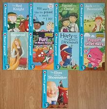 Ladybird Read it Yourself Level 3 (9 books Collection)