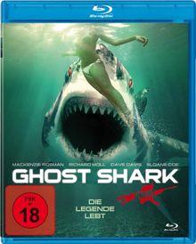 Ghost Shark - Die Legende lebt - Uncut [Blu-ray]