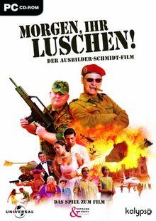 Morgen Ihr Luschen - Ausbilder Schmidt (Das offizielle Spiel zum Kinofilm)
