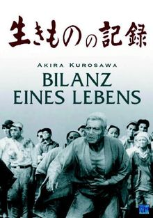Akira Kurosawa: Bilanz eines Lebens - Record of a living being (DigiPack)