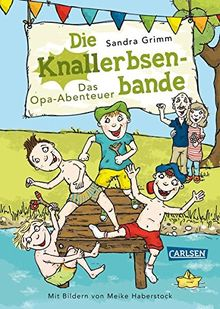 Die Knallerbsenbande: Das Opa-Abenteuer
