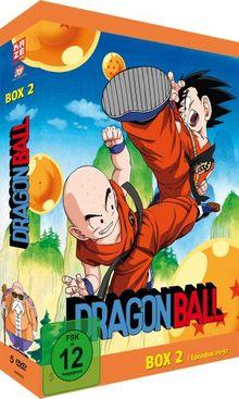 Dragonball - Box 2/6 (Episoden 29-57) [5 DVDs]