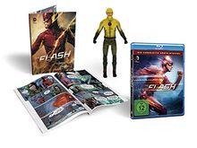 The Flash Staffel 1 (inkl. Comicbuch + Figur) [Blu-ray] [Limited Edition]