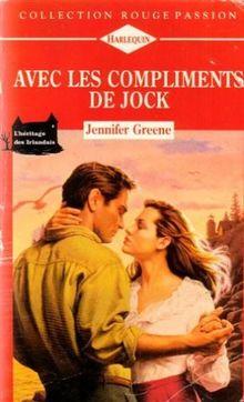Avec les compliments de Jock : Collection : Collection rouge passion n° 655