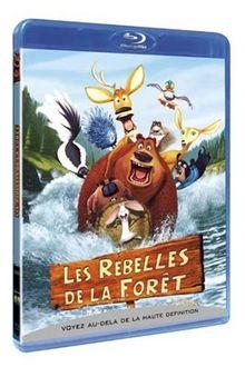 Les rebelles de la forêt [Blu-ray] compatible ps3