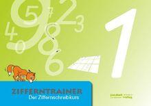 Zifferntrainer: Der Ziffernschreibkurs