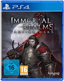 Immortal Realms: Vampire Wars (Playstation 4)