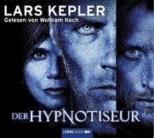 Der Hypnotiseur: Kriminalroman.