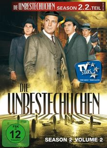 Die Unbestechlichen, Season 2, Volume 2 [4 DVDs]