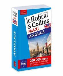 Robert et Collins Maxi Anglais (Les Dictionnaires Bilingues)