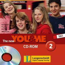 The New YOU & ME. Sprachlehrwerk für HS und AHS (Unterstufe) in Österreich / The New YOU & ME - CD-ROMs - CD-ROM 2 (Einzel-PC)