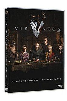 Vikings (VIKINGOS: TEMPORADA 4 (PRIMERA PARTE), Spanien Import, siehe Details für Sprachen)