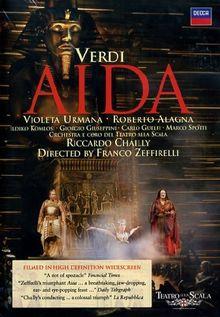 Verdi, Giuseppe - Aida [2 DVDs]