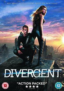 Divergent [DVD] [2014] [UK Import]