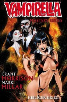Vampirella Masters, Bd. 1: Heiliger Krieg