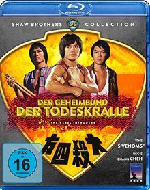 Der Geheimbund der Todeskralle (Shaw Brothers Collection) [Blu-ray]