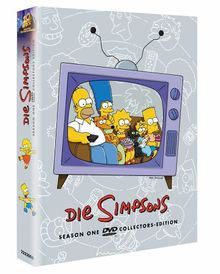 Die Simpsons - Die komplette Season 1 (Collector's Edition, 3 DVDs)