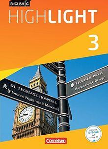 English G Highlight - Hauptschule: Band 3: 7. Schuljahr - Schülerbuch: Festeinband