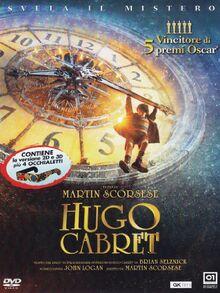 Hugo Cabret (2D+3D) [2 DVDs] [IT Import]