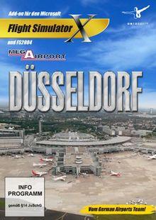 Flight Simulator X - Mega Airport Düsseldorf (Add-On)