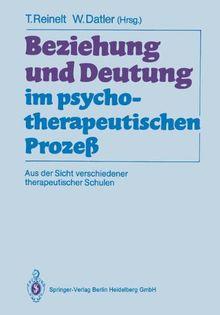 Psychotherapeutischen