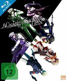 Aoharu X Machinegun - Volume 3: Episode 09-13 [Blu-ray]