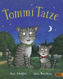 Tommi Tatze: Vierfarbiges Bilderbuch