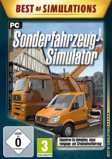 Best of Simulations: Sonderfahrzeug-Simulator