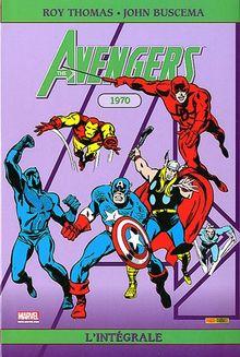 The Avengers : L'intégrale : 1970