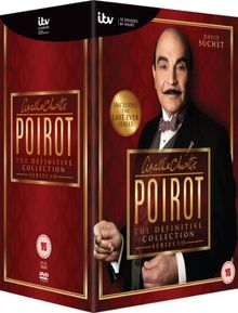 Agatha Christie's Poirot - The Definitive Collection (Series 1-13) [35 DVDs] (UK-Import)
