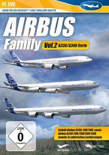 Flight Simulator X - Airbus Family Vol.2 A330-A344