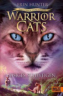Warrior Cats - Das gebrochene Gesetz - Eisiges Schweigen: Staffel VII, Band 2
