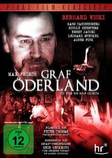Max Frisch: Graf Öderland (Pidax Film-Klassiker)
