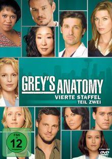 Grey's Anatomy: Die jungen Ärzte - Vierte Staffel, Teil Zwei [2 DVDs]