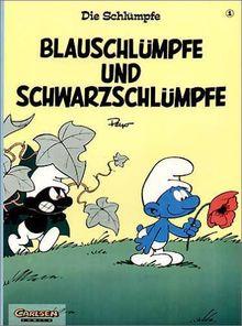 Die Schlümpfe, Bd.1, Blauschlümpfe und Schwarzschlümpfe