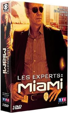 Les experts miami, saison 7, vol. 1 [FR Import]