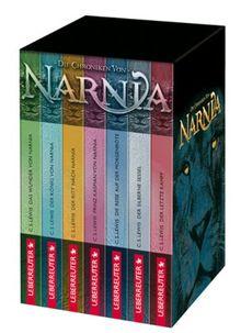 Die Chroniken von Narnia. Taschenbuch-Gesamtausgabe