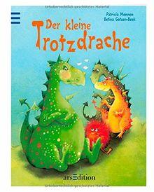 Kleiner Bilderbuchschatz - Der kleine Trotzdrache: Softcover