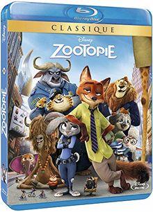 Zootopie [Blu-ray] [FR Import]