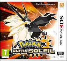 Pokémon Ultra-Soleil Jeu 3DS