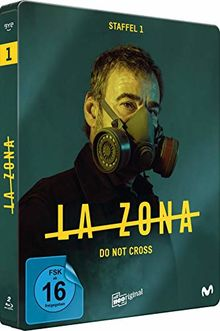 La Zona - Do Not Cross - Staffel 1 (Steelbook) [Blu-ray]