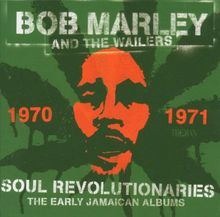 Soul Revolutionaries-Early Jamaican Albums