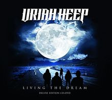 Living The Dream (CD+DVD Digipak)