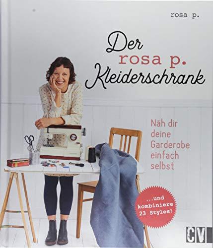 c286e3fb7fbb95 Der rosa p.-Kleiderschrank  Näh dir deine Garderobe einfach selbst von Rosa  P.