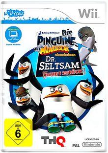 Die Pinguine aus Madagascar: Dr. Seltsam kehrt zurück (uDraw Game-Tablet erforderlich)