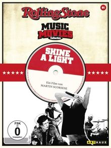 Shine a Light / Rolling Stone Music Movies Collection